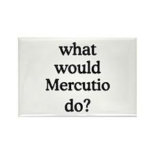 Mercutio Rectangle Magnet