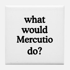 Mercutio Tile Coaster