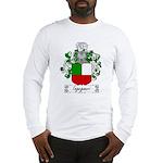 Ingegneri Family Crest Long Sleeve T-Shirt