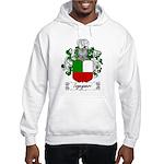 Ingegneri Family Crest Hooded Sweatshirt