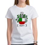 Ingegneri Family Crest Women's T-Shirt