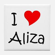 Unique Aliza Tile Coaster