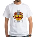 Isacco Family Crest White T-Shirt