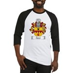Isacco Family Crest Baseball Jersey