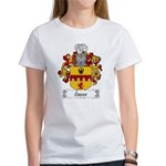 Isacco Family Crest Women's T-Shirt