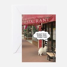 Doggy Bag! Doggy Bag! Greeting Cards (Pk of 10)
