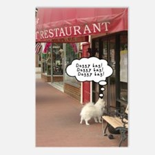 Doggy Bag! Doggy Bag! Postcards (Package of 8)