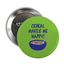 "Cereal 2.25"" Button"