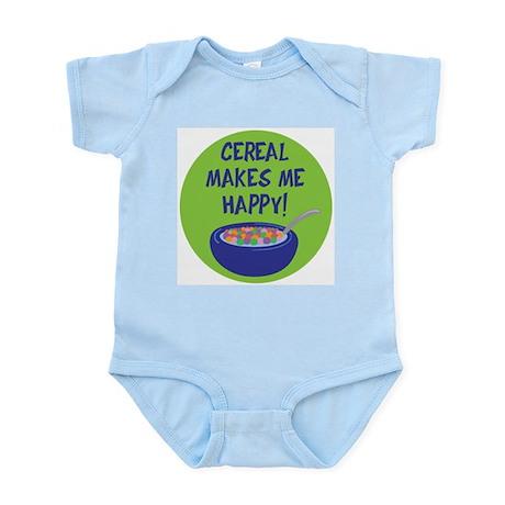 Cereal Infant Bodysuit