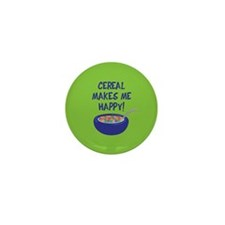 Cereal Mini Button (10 pack)