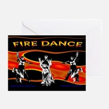 Fire Dance - Greeting Cards (Pk of 10)