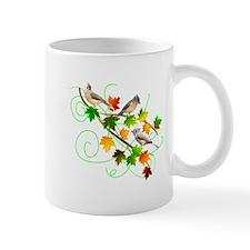 Titmice Mug