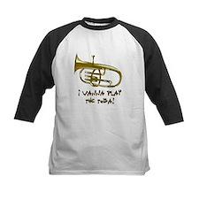 Wanna Play Tuba Tee
