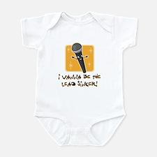 Wanna Be Singer Infant Bodysuit