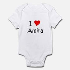 Cute Amira Infant Bodysuit
