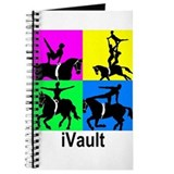 Equestrian vaulting Journals & Spiral Notebooks
