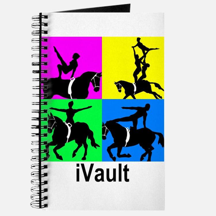 iVault Equestrian Vaulting Journal