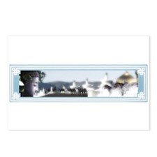 Mongolian Sand and Snow Postcards (Package of 8)
