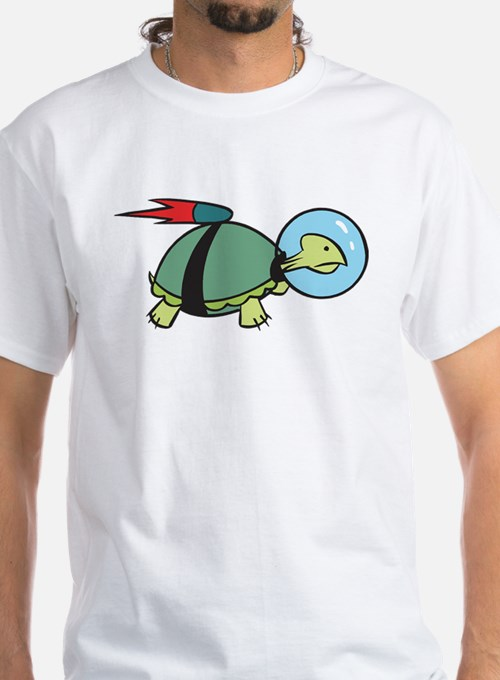 Space Turtle Shirt