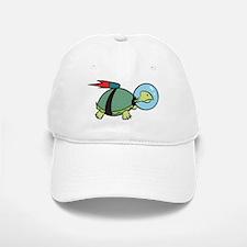 Space Turtle Baseball Baseball Cap