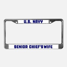 Unique Wife License Plate Frame
