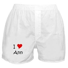 Cute Names Boxer Shorts