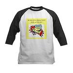 philatelist gifts t-shirts Kids Baseball Jersey
