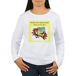 philatelist gifts t-shirts Women's Long Sleeve T-S