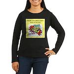 philatelist gifts t-shirts Women's Long Sleeve Dar
