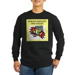 philatelist gifts t-shirts Long Sleeve Dark T-Shir