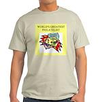 philatelist gifts t-shirts Light T-Shirt