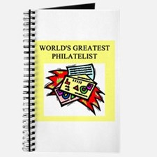 philatelist gifts t-shirts Journal