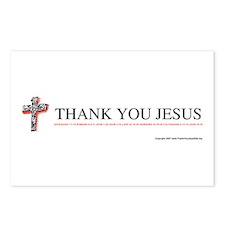 Cute Religion beliefs Postcards (Package of 8)