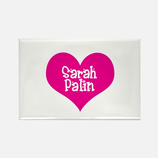 Unique Sarah palin 2012 Rectangle Magnet