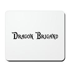 Dragon Brigand Mousepad