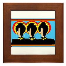 Are Divas All Alike? Framed Tile