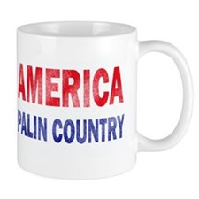 AMERICA - PALIN COUNTRY Mug