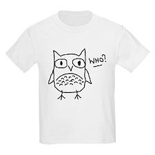 Owly Kids T-Shirt