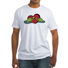 Turtles In Love Shirt
