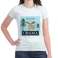 Moose for Obama T