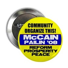 "Community Organize THIS! 2.25"" Button"