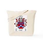 Landi Family Crest Tote Bag