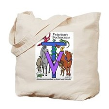 Tote Bag - Surrounded by Friends