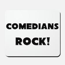 Comedians ROCK Mousepad