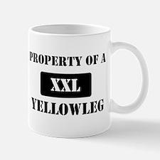 Property of a Yellowleg Mug