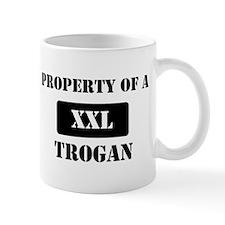Property of a Trogan Mug