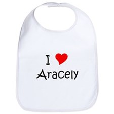 Cute Aracely Bib