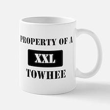 Property of a Towhee Mug
