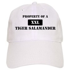 Property of a Tiger Salamande Baseball Cap