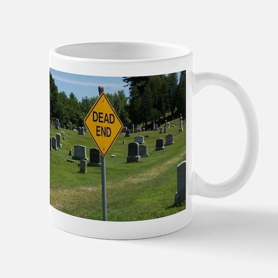 Dead End - Mug